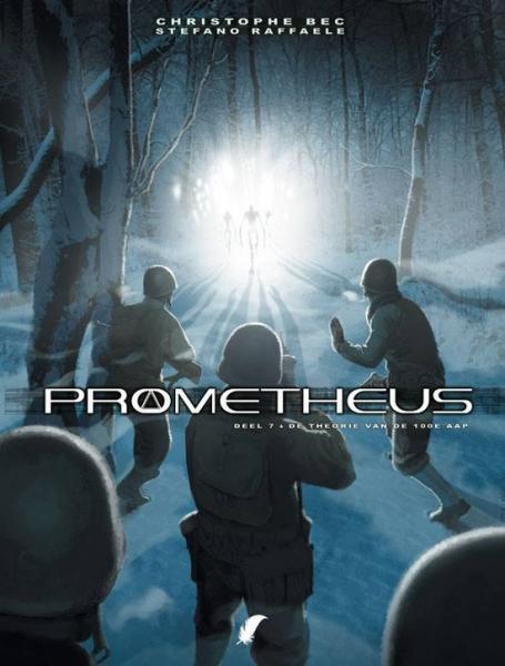 Prometheus (Bec) 7 De theorie van de 100e aap