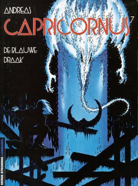 Capricornus 7 De blauwe draak