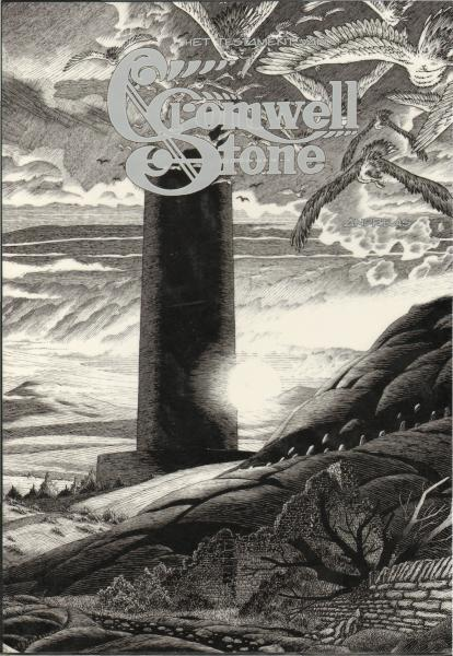 Cromwell Stone 3 Het testament van Cromwell Stone