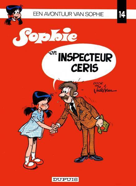 Sophie 14 Sophie en inspecteur Ceris