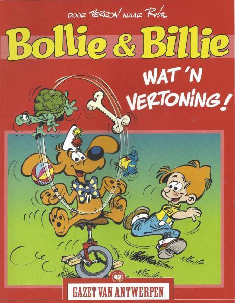 Bollie & Billie 26 Wat 'n vertoning!