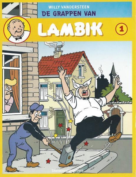 De grappen van Lambik (Heruitgaves + nieuwe albums) 1 Deel 1