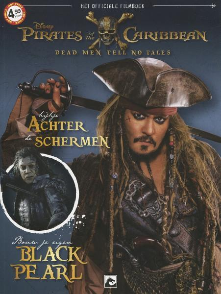 Pirates of the Caribbean: Dead men tell no tales - Het officiële filmboek 1 Pirates of the Caribbean: Dead men tell no tales