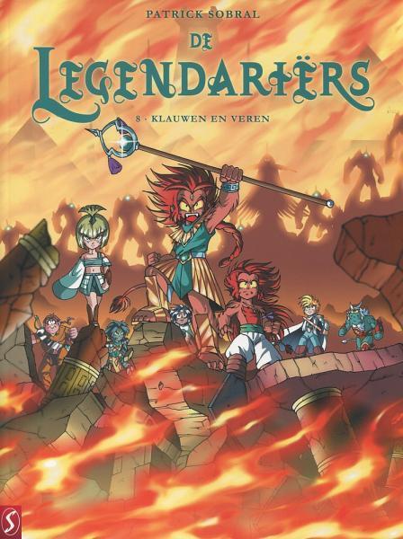 De legendariërs 8