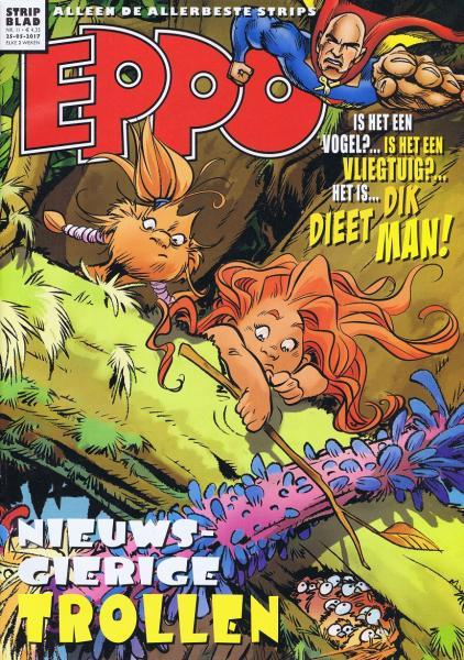 Eppo - Stripblad 2017 (Jaargang 9) 11 Nummer 11