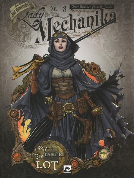 Lady Mechanika: Het tablet van het lot 3