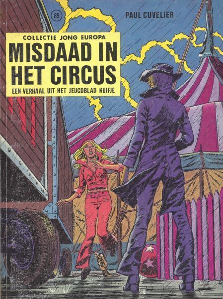 Dientje 3 Misdaad in het circus