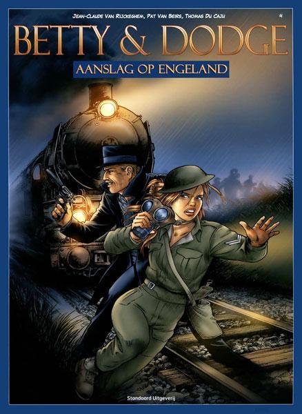 Betty & Dodge 4 Aanslag op Engeland