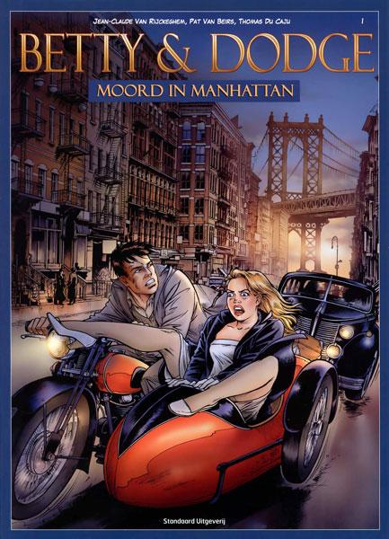 Betty & Dodge 1 Moord in Manhattan