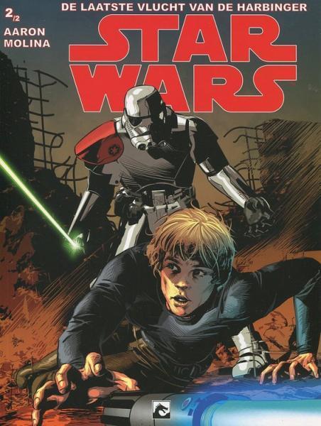 Star Wars: De laatste vlucht van de Harbinger 1, 2