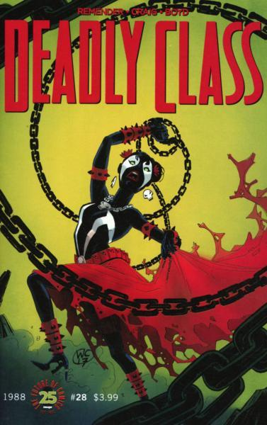 Deadly Class 28 Issue #28