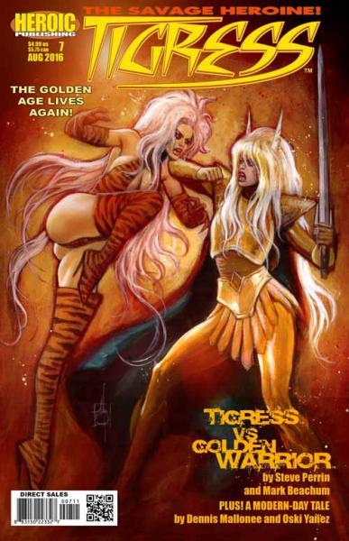The Tigress 7 Issue #7