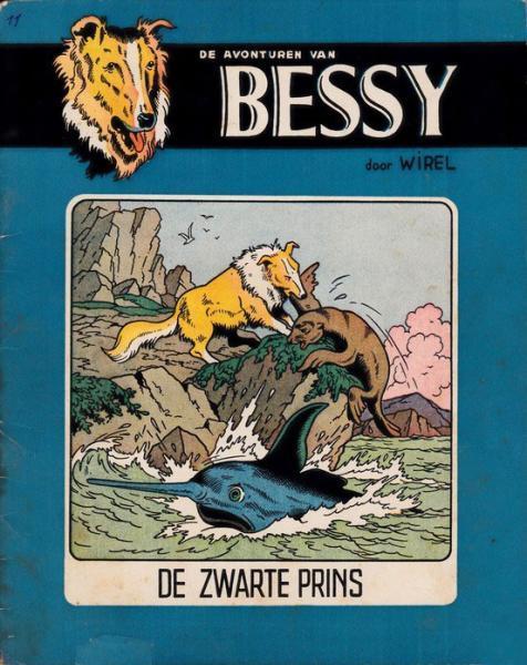 Bessy 11 De zwarte prins