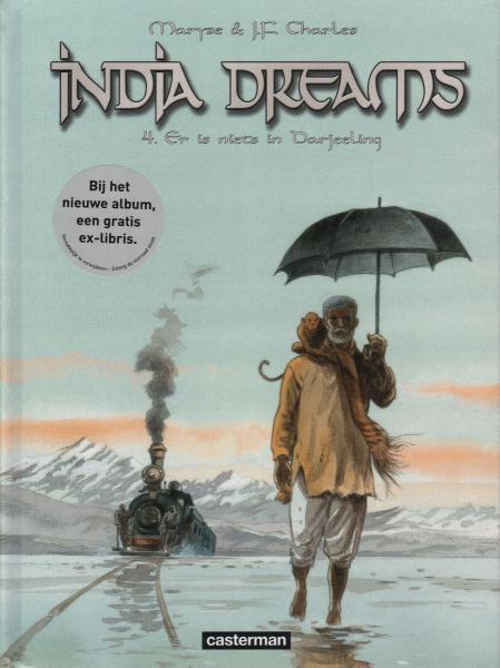 India Dreams 4 Er is niets in Darjeeling