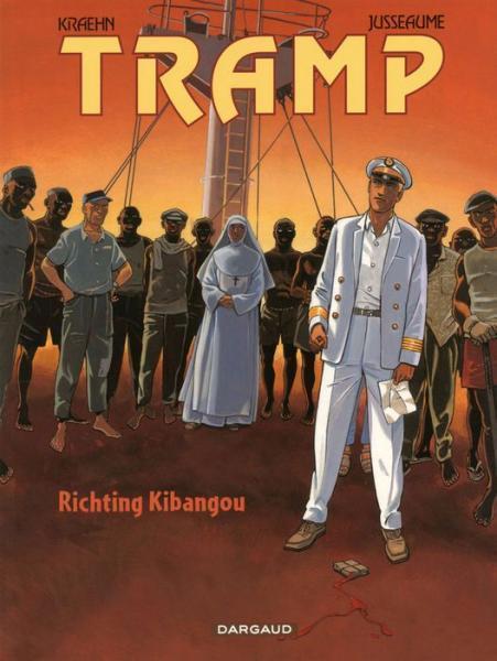 Tramp 6 Richting Kibangou