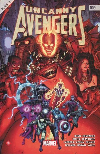 Uncanny Avengers (Standaard) 9