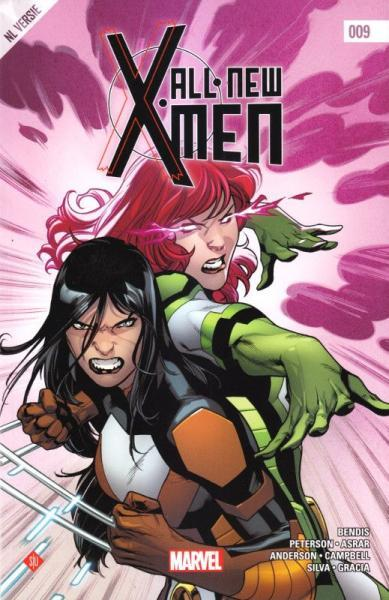 All-New X-Men (Standaard) 9