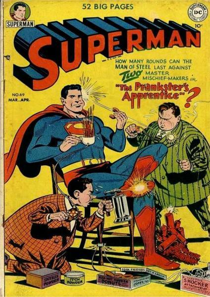 Superman 69 Issue #69