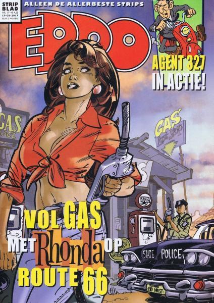 Eppo - Stripblad 2017 (Jaargang 9) 17 Nummer 17