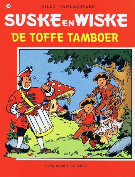 Suske en Wiske 183 De toffe tamboer