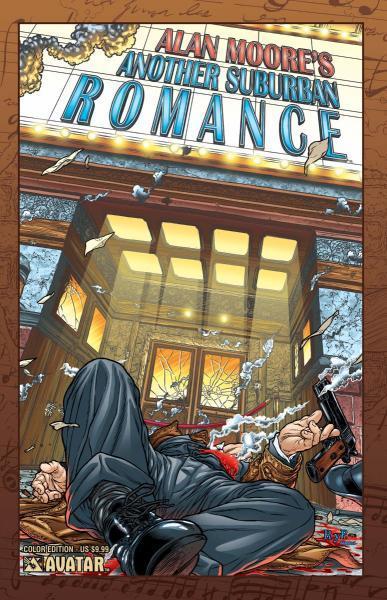 Alan Moore's Another Suburban Romance 1 Alan Moore's Another Suburban Romance