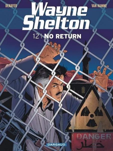Wayne Shelton 12 No return
