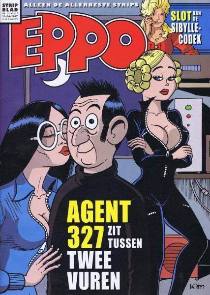 Eppo - Stripblad 2017 (Jaargang 9) 13 Nummer 13
