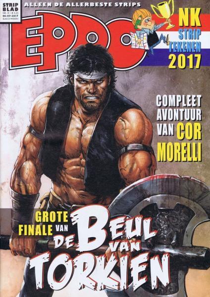Eppo - Stripblad 2017 (Jaargang 9) 14 Nummer 14