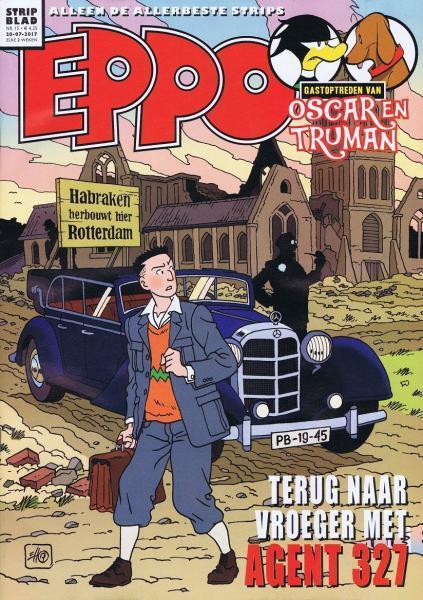 Eppo - Stripblad 2017 (Jaargang 9) 15 Nummer 15
