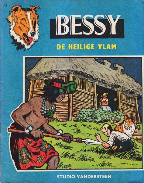 Bessy 48 De heilige vlam
