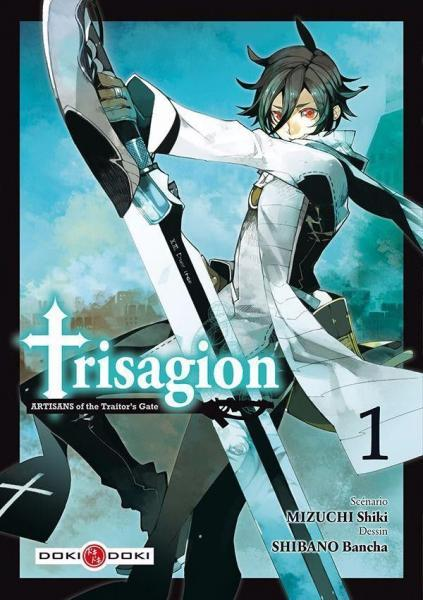 Trisagion - Artisans of the Traitor's Gate 1 Tome 1