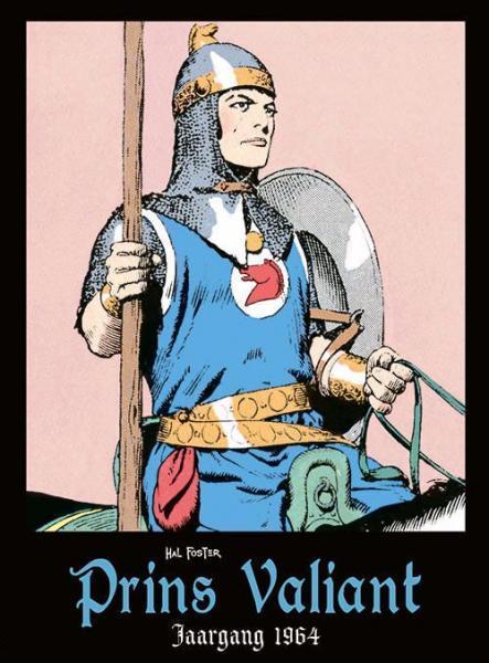 Prins Valiant (Silvester) 28 Jaargang 1964