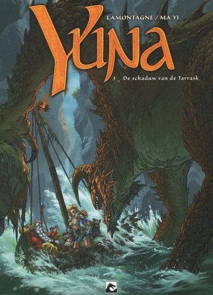 Yuna 3 De schaduw van de Tarrask