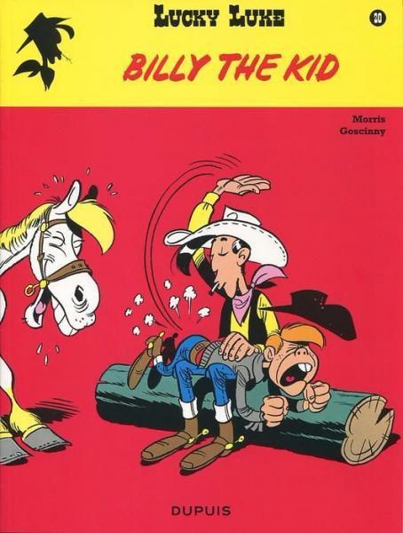 Lucky Luke (Lucky Comics, hernummering) 20 Billy the Kid