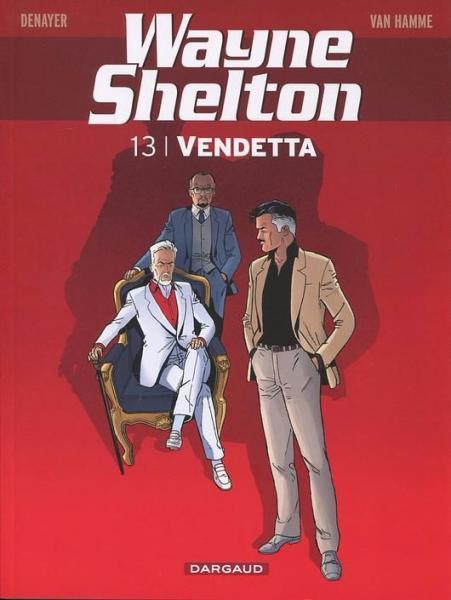 Wayne Shelton 13 Vendetta