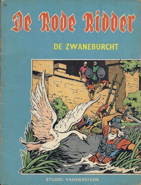 De Rode Ridder 29 De zwaneburcht