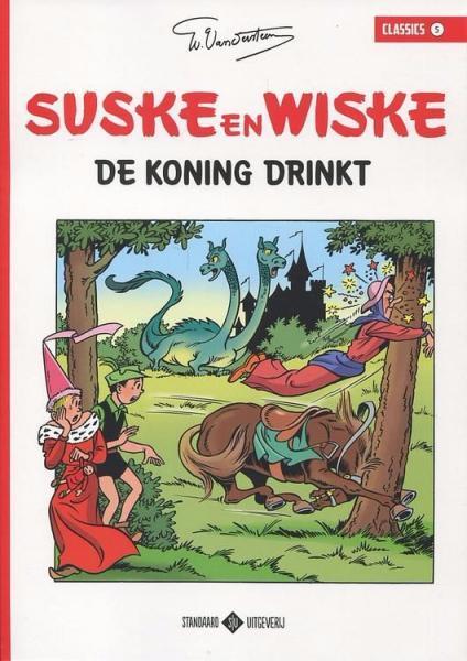 Suske en Wiske classics 5 De koning drinkt