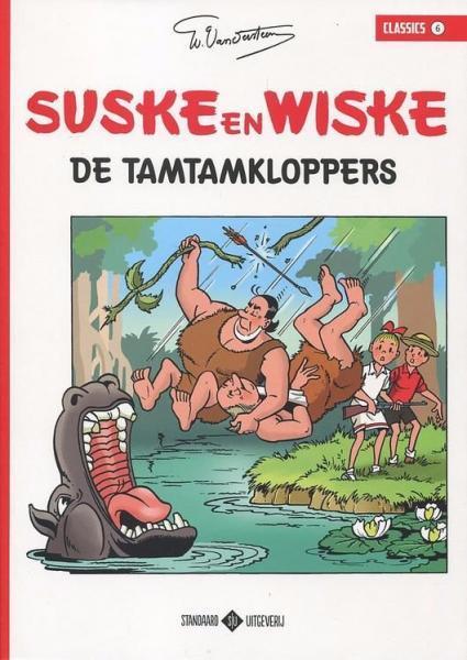 Suske en Wiske classics 6 De tamtamkloppers