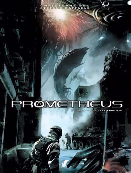 Prometheus (Bec) 11 De dertiende dag