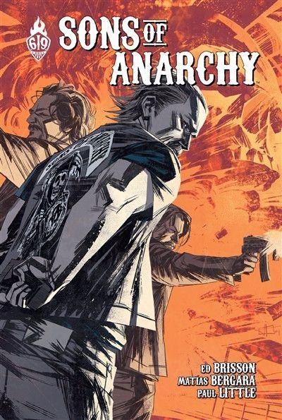 Sons of Anarchy (Label 619) 4 Tome 4
