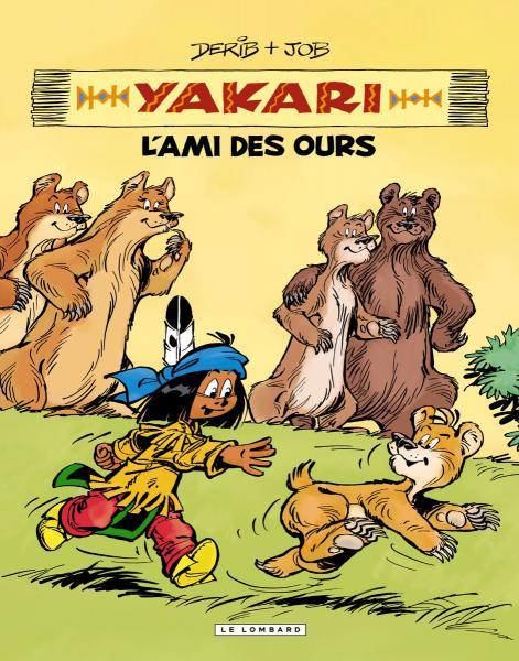 Yakari INT 3 L'ami des ours