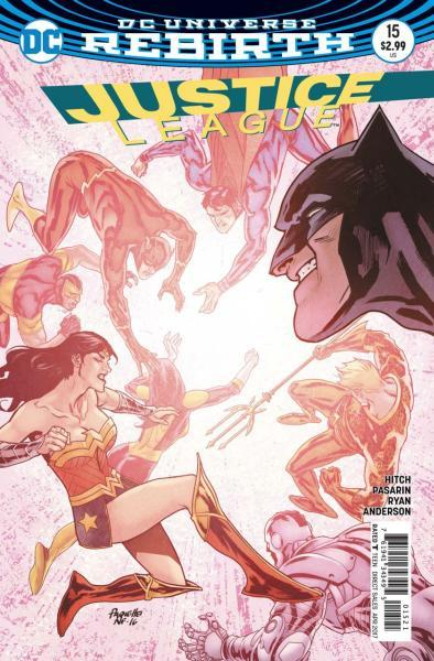 Justice League B15 Timeless, Part 1