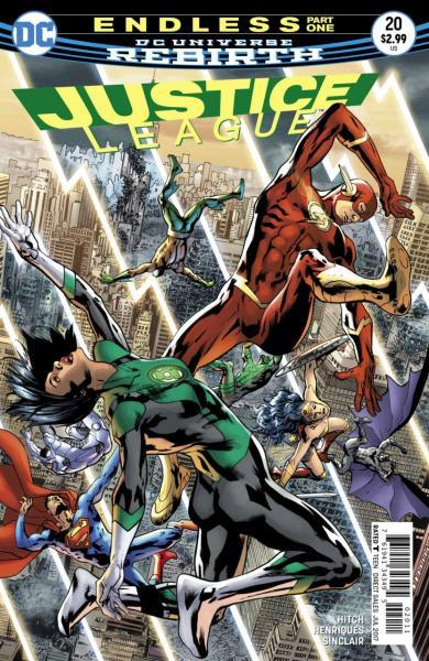 Justice League B20 Endless, Part 1