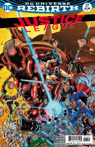 Justice League B27 Legacy, Part 2