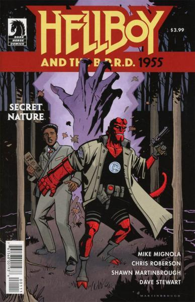 Hellboy and the B.P.R.D.: 1955 - Secret Nature 1 Hellboy and the B.P.R.D.: 1955 - Secret Nature
