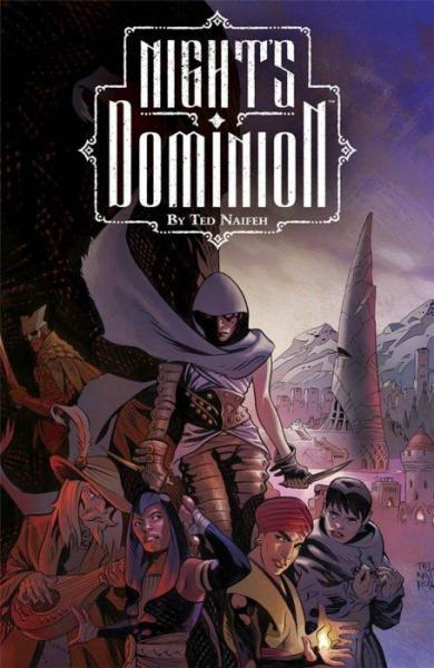 Night's Dominion INT 1 Volume 1