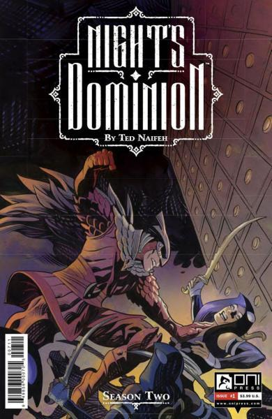 Night's Dominion Season Two 1 Issue #1