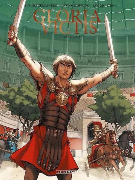 Gloria victis 4 Ludi Romani