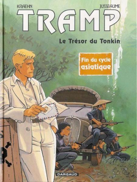 Tramp 9 Le trésor du Tonkin
