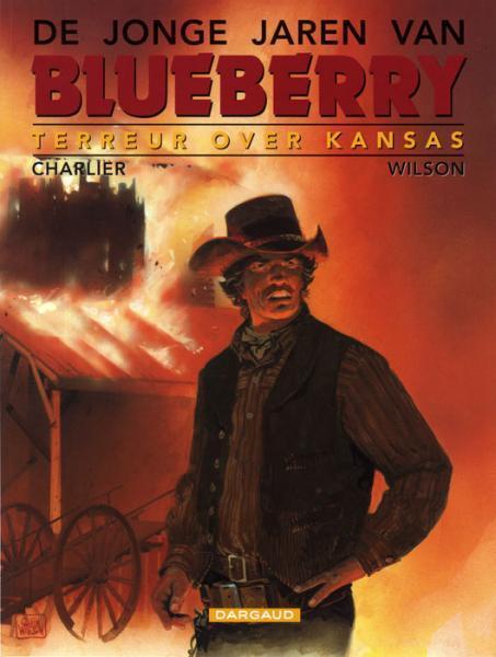 De jonge jaren van Blueberry 5 Terreur over Kansas